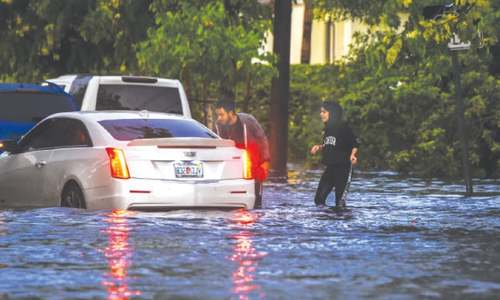 Three days of rain thwart Florida reopening