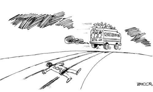 Cartoon: 28 May, 2020