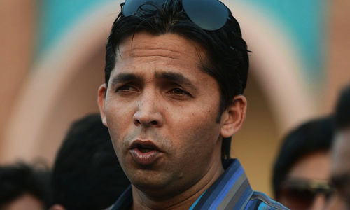 Tendulkar closed his eyes facing Shoaib's bouncers: Asif