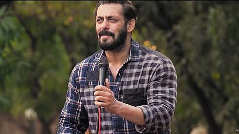 Salman Khan advocates for Hindu-Muslim brotherhood in new song