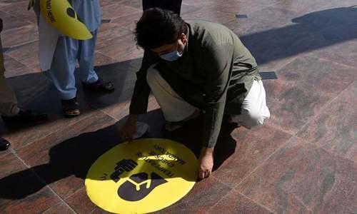 پاکستان میں کورونا ٹریکنگ کیلئے دہشتگردوں کا پتہ لگانے والی ٹیکنالوجی کا استعمال