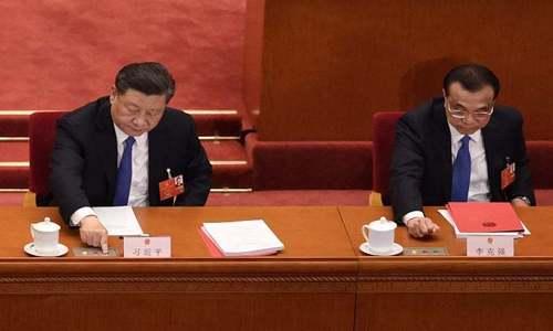 چین کی پارلیمنٹ نے ہانگ کانگ نیشنل سیکیورٹی بل منظور کرلیا