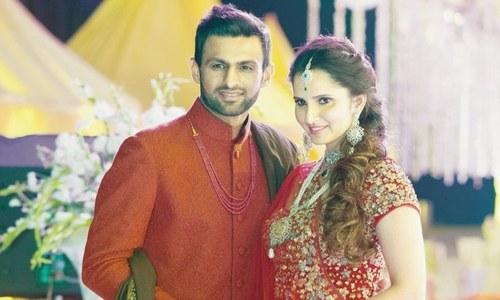 ایک دہائی بعد ثانیہ مرزا نے شعیب ملک سے شادی کرنے کا راز بتادیا