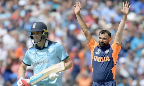 کیا بھارت ورلڈ کپ 2019 میں انگلینڈ سے جان بوجھ کر میچ ہارا؟