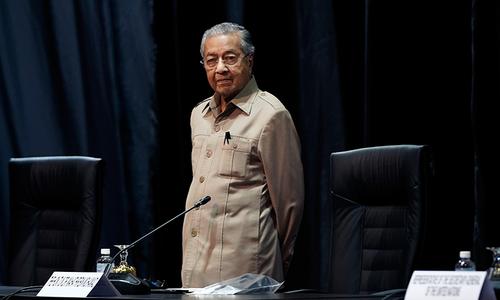 ملائیشیا: سابق وزیراعظم مہاتیر محمد کی پارٹی رکنیت منسوخ