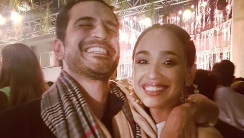 Actors Daniyal Raheal and Faryal Mehmood got married