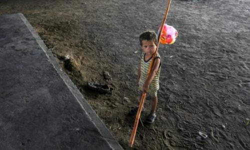 کورونا وائرس سے 8 کروڑ 60 لاکھ بچوں کے غربت کا شکار ہونے کا خدشہ