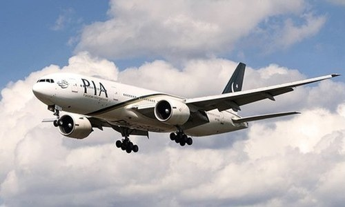 Outbound international flights resume today