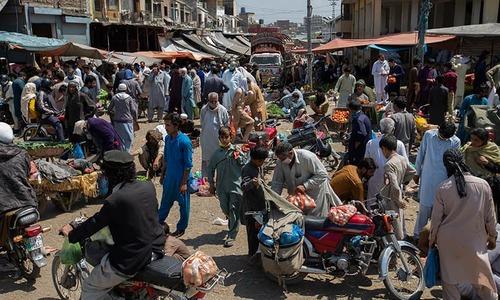 پاکستان میں 65 ہزار 317 کورونا کیسز، 24 ہزار سے زائد صحتیاب