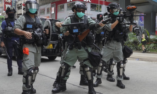 ہانگ کانگ سے متعلق امریکی ایکشن ناکام ہوتا دکھائی دے رہا ہے، چین