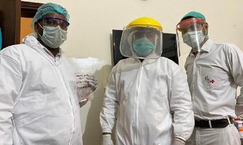 کورونا ڈائری: 28 دن کورونا وائرس سے لڑنے والے مریض کی کہانی