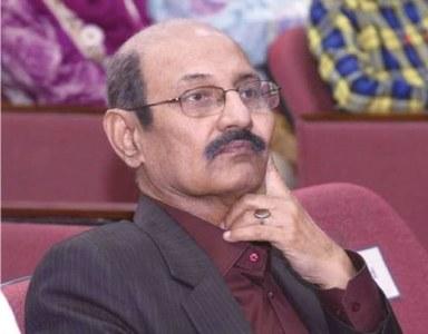 Prof Anwar Ahmed Zai passes away