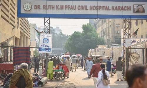 Sindh govt orders registration of cases against people vandalising hospitals