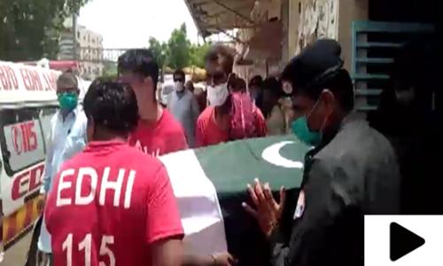 کراچی طیارہ حادثے کی زخمی 12 سالہ لڑکی دوران علاج دم توڑ گئی
