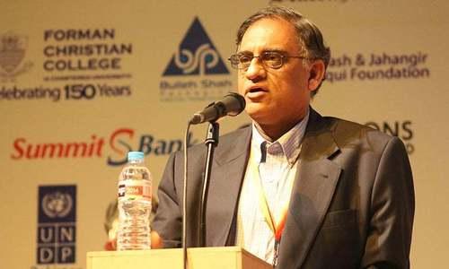 معروف ادیب اور دانشور آصف فرخی انتقال کر گئے