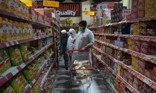 مئی کے مہینے میں مہنگائی کی شرح 8.2 فیصد تک گر گئی