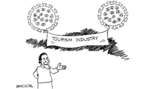 Cartoon: 3 June, 2020