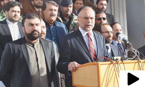 'اس حکومت نے پاکستان تباہ کر دیا ہے'