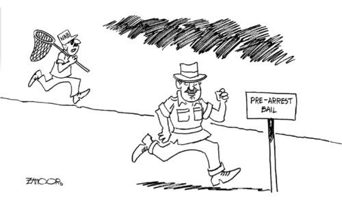 Cartoon: 4 June, 2020