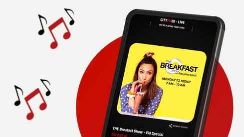 City FM89 launches app for people to tune in wherever they are