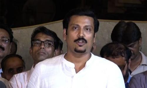 ایم کیو ایم پاکستان کے رہنما فیصل سبزواری بھی کورونا کا شکار ہوگئے
