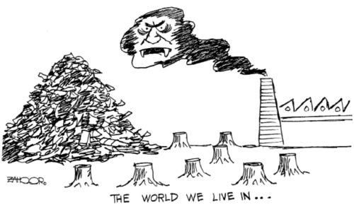 Cartoon: 5 June, 2020