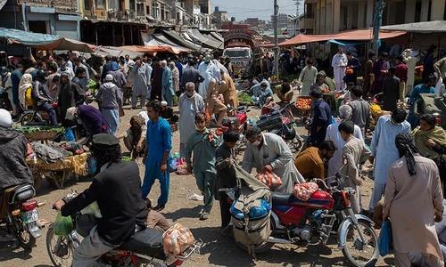 کورونا وبا: پنجاب میں ایک ہی دن میں ریکارڈ 2040 کیسز، ملک میں متاثرین 89 ہزار 249 ہوگئے