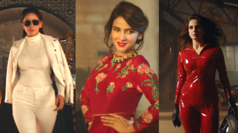 This TVC is proof that Saba Qamar is the country's unequivocal style icon. Here's how