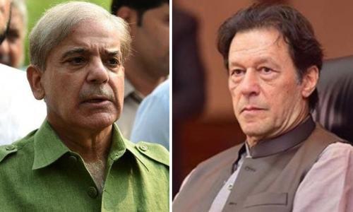 ہتک عزت کا دعویٰ: شہباز شریف کی درخواست پر عمران خان کے وکلا سے جواب طلب
