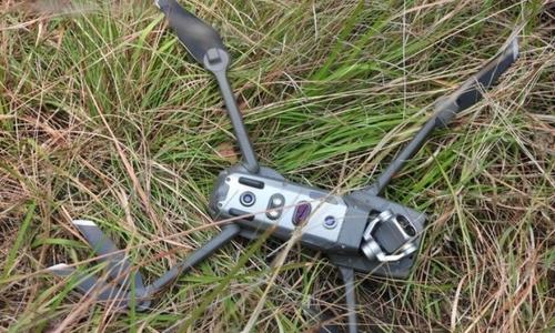 Indian spying quadcopter — 8th this year — shot down in Khanjar sector along LoC: ISPR