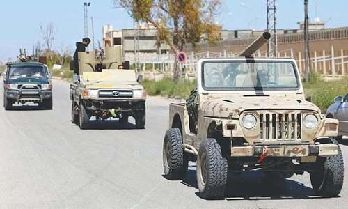 Libyan govt retakes Haftar's last redoubt  in west