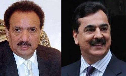 رحمٰن ملک،یوسف رضا گیلانی اور مخدوم شہاب الدین  نے سنتھیا رچی کے الزامات مسترد کردیے