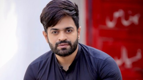 Actor Naveed Raza hits back at Covid-19 naysayers