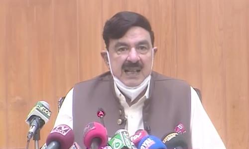 وزیر ریلوے کا تمام کرنٹ بکنگ دفاتر کھولنے کا اعلان