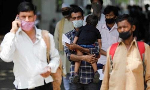 بھارت: ایک دن میں 10 ہزار کے قریب کورونا کیسز، مجموعی تعداد اٹلی سے تجاوز کر گئی
