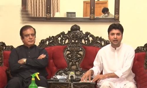 حکومت سندھ 8 سالوں میں ایسا ہسپتال نہ بناسکی جہاں آصف زرداری کا علاج ہوسکے، مراد سعید