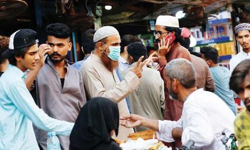 کورونا وبا: پاکستان میں متاثرہ افراد کی تعداد 98 ہزار 943، اموات 2 ہزار سے تجاوز کرگئیں