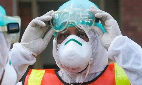 پاکستان میں 2200 ڈاکٹرز و طبی رضاکار بھی کورونا کا شکار