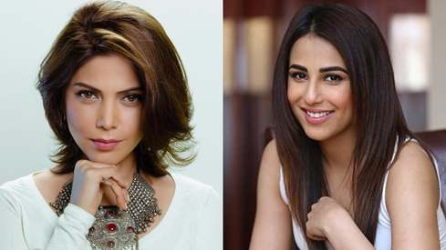 Ushna Shah thinks we don't have good female vocalists so Hadiqa Kiani made a list