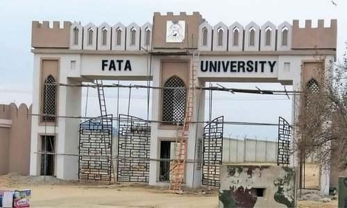 Legal vacuum brings work at Fata University to standstill