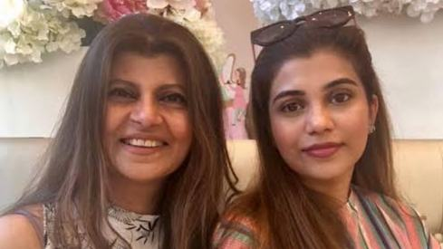 Rubina Ashraf is recovering well, shares daughter