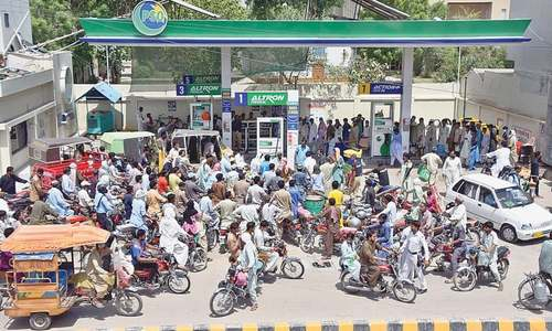 Action over 'artificial shortage of petrol' ordered