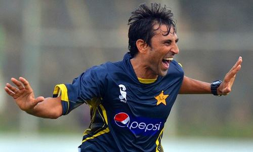 Determined Younis vows to 'pay back' in coaching role