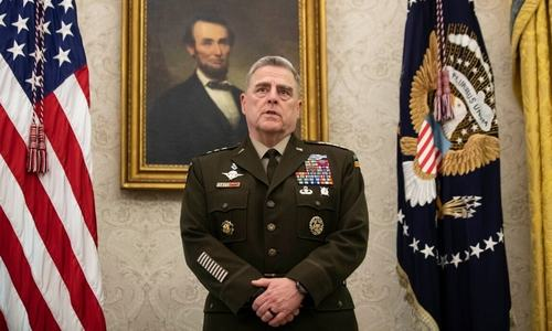 Top US general regrets joining Trump church walk during George Floyd protests