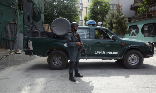 At least 4 killed in bomb explosion at mosque in Kabul: govt official