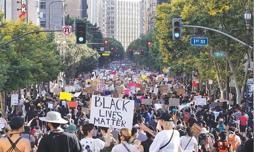 INTERNATIONAL: WILL BLACK LIVES MATTER?