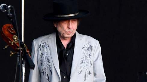 The songs write themselves, says Bob Dylan on his new album