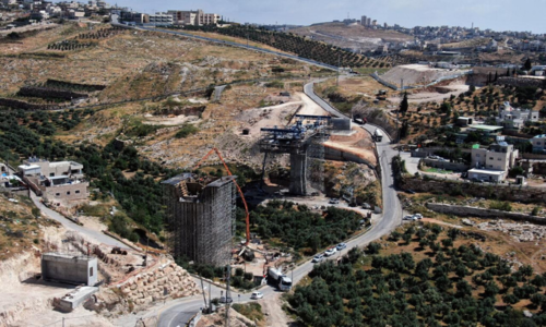 Israel builds new Jerusalem road that will link settlements as government weighs West Bank annexation