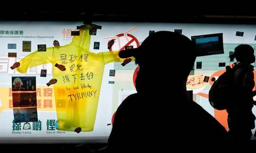China will handle some Hong Kong national security cases, says official