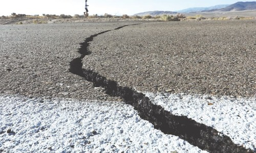 Earthquake tremors felt in Islamabad, KP: reports